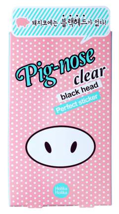 Патчи для очищения кожи Holika Holika Pignose Clear Black Head Perfect Sticker Set 10 шт