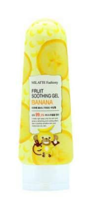 Гель для лица MILATTE Fashiony Fruit Soothing Gel Banana 200 мл