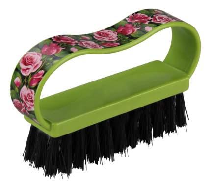 Щетка для мытья Альтернатива Элит жесткая плетистая роза