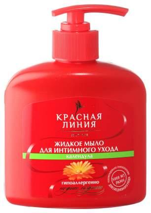 Жидкое мыло для интимного ухода Красная Линия Календула 250 мл