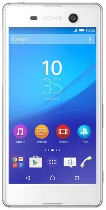 Смартфон Sony Xperia M5 Dual 16Gb White (E5633)