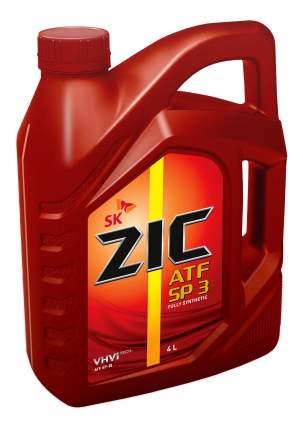 Трансмиссионное масло ZIC 4л 162627