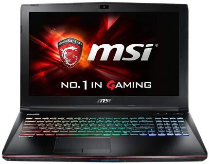 Ноутбук игровой MSI Apache Pro GE62VR 7RF-496RU