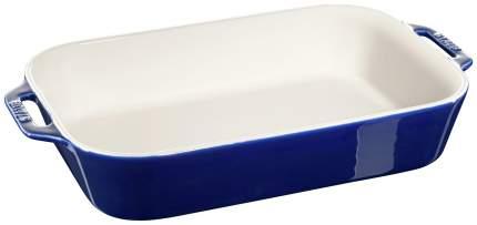 Форма для выпечки Staub Синяя 27x20 см