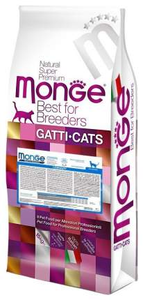 Сухой корм для кошек Monge Urinary, для профилактики МКБ, курица, 10кг