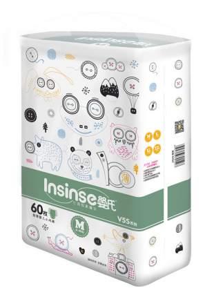Подгузники INSINSE V5S трусики (6-9кг) 60 шт. M (4)
