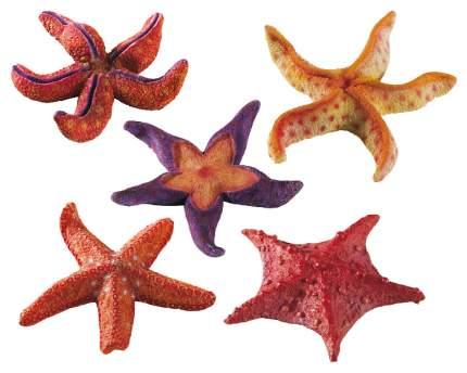 Декорация для аквариума Ferplast BLU 9158 Морская звезда малая, полиэфирная смола, 8х8х2см