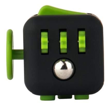 Игрушка-антистресс FIDGET CUBE Green Black