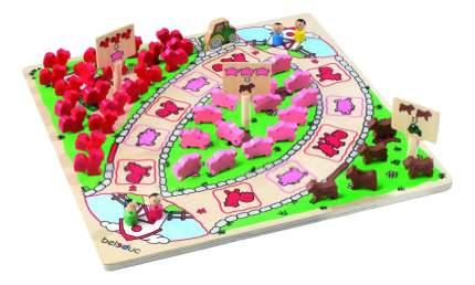 Семейная настольная игра Beleduc Веселая ферма 22302