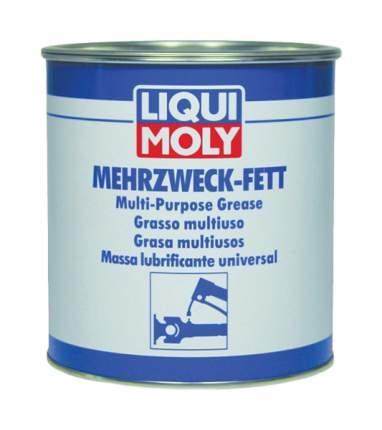 Литиевая смазка LIQUI MOLY Mehrzweckfett 1кг 1000мл 3553
