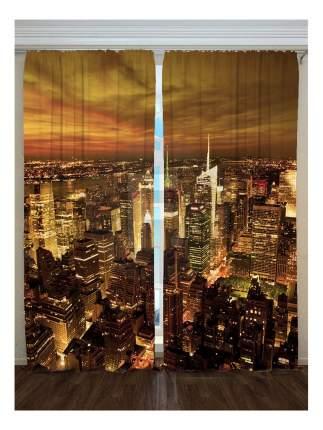 Фотоштора Fototende Нью-Йорк с высоты