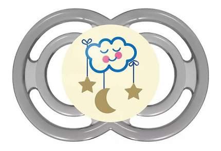 Ночная пустышка MAM Perfect Night облако серая