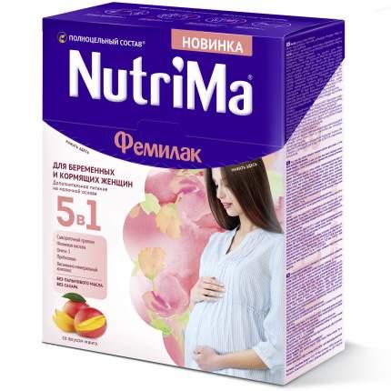 Смесь для беременных и кормящих мам Фемилак 360 г