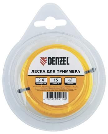 Леска для триммера DENZEL 96167
