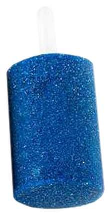 Распылитель для аквариума Дарэлл 8014 14х25 мм синий цилиндрический, кварцевый песок