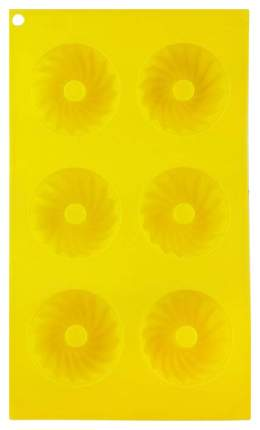 Форма для выпечки Westmark Silicone 3016227Y Желтый