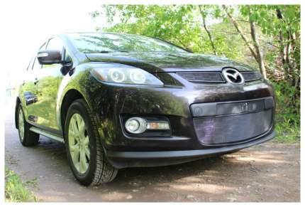 Защита радиатора Strelka для Mazda (MAZCX7.06.BOT.BLACK)