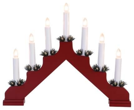 Светильник новогодний Ada красный