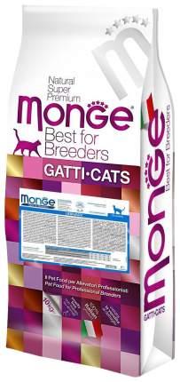 Сухой корм для кошек Monge Urinary, для профилактики МКБ, курица, рис, 10кг