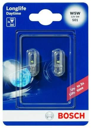 Лампа Bosch 5W W5W 1987301052
