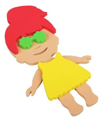Игрушка для купания El Basco Аква одевашка. Девочка
