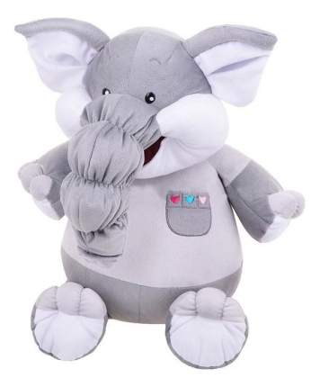 Мягкая игрушка СмолТойс слоник дези 50 см 2105/СР/50