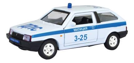 Машинка Lada 2108 Милиция Autotime 3306 1:36
