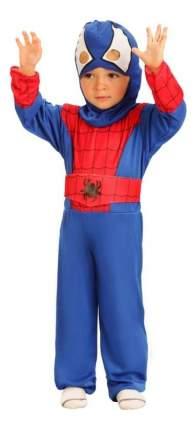 Карнавальный костюм Человек паук 4-6 лет Snowmen Е60453-2