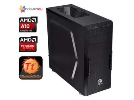 Домашний компьютер CompYou Home PC H555 (CY.409378.H555)