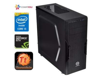 Домашний компьютер CompYou Home PC H577 (CY.541728.H577)