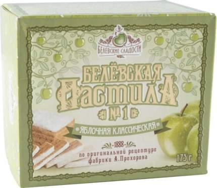 Пастила белевская Белевские сладости яблочная классическая 175 г