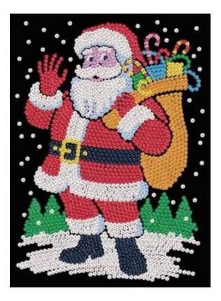 Мозаика из блесток KSG Санта-Клаус