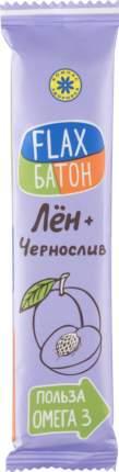 Флакс батон Компас здоровья лен-чернослив 30 г
