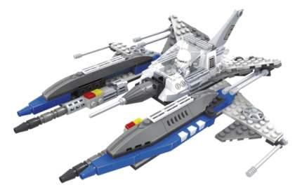 Конструктор Космос Звездолет 209 дет. Г44472 Ausini