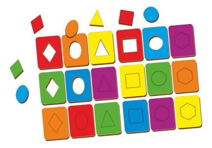Развивающая игра Woodland Доски Сегена 1 68101
