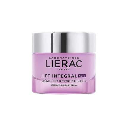 Крем для лица Lierac Lift Integral ночной 50 мл