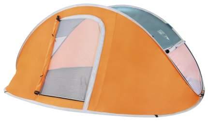 Палатка Bestway NuCamp трехместная оранжевая