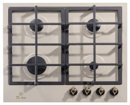 Встраиваемая варочная панель газовая DeLuxe TG4 750231 F - 078 Beige
