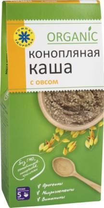 Каша конопляная Компас здоровья organic c овсом 250 г