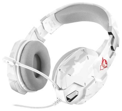 Игровые наушники Trust GXT GXT 322W Gaming Headset White/Grey