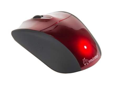 Беспроводная мышка SmartBuy SBM-325AG-R Red/Black