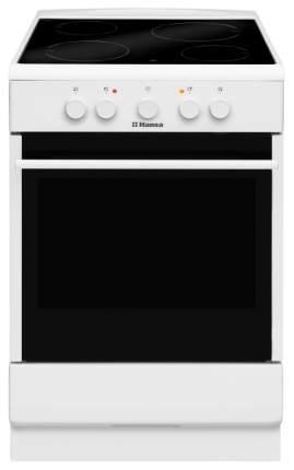 Электрическая плита Hansa FCCW53008 White