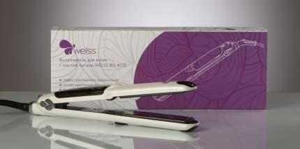 Выпрямитель волос Арганы WELSS WS 4010 White