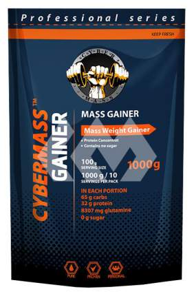 Гейнер CyberMass Mass Gainer 1000 г Chocolate