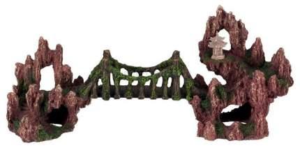 Декорация для аквариума Trixie Мост 34 см