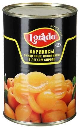 Абрикосы Lorado очищенные половинки в легком сиропе 425 г