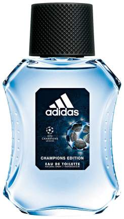 Туалетная вода Adidas UEFA Champions League Champions Edition 50 мл