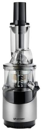 Соковыжималка шнековая Kitfort КТ-1105-2 silver