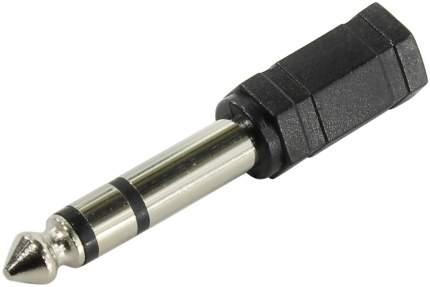 Переходник Telecom TA1950 аудио 6,35мм M (штекер) --> 3,5мм F (гнездо)