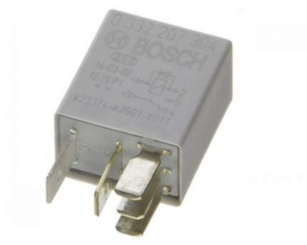 0332207304 bosch микро-реле 12в 20/10а